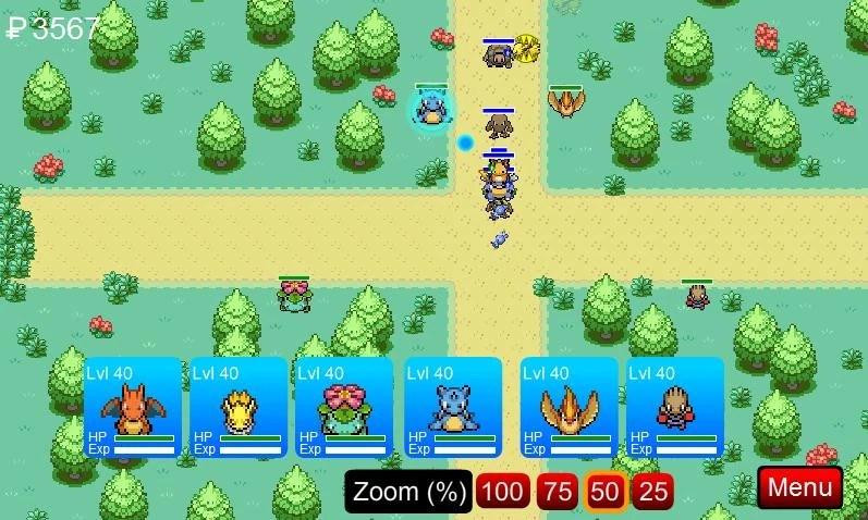 multiplayer map pokemon tower