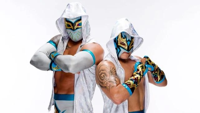 lucha dragons image gallery