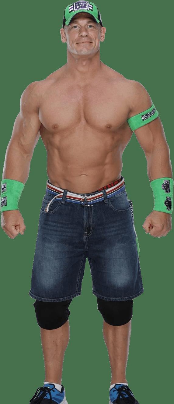 john cena pro wrestling