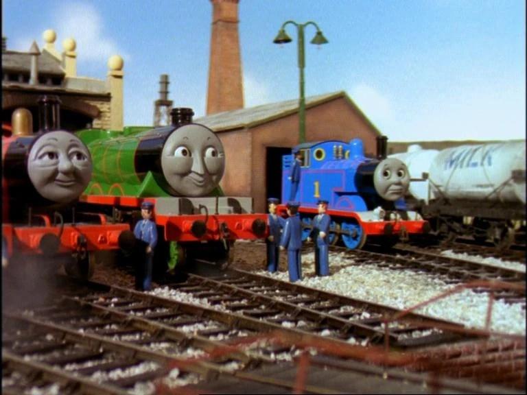 Thomas And The Rumours Railway Season Wiki Fandom