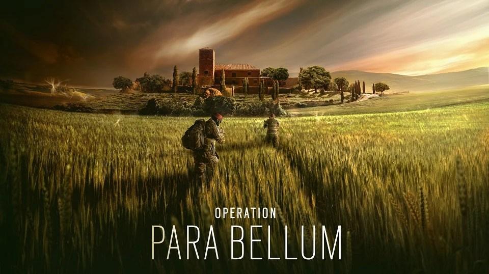 Dlc Rainbow Six Siege Ops