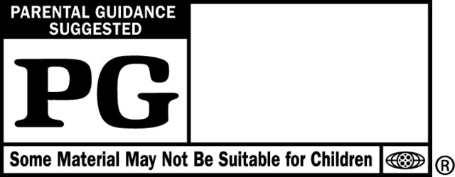 rated pg rating system