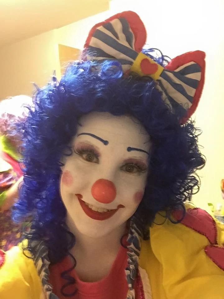 Petunia the clown  Red nose Wikia  FANDOM powered by Wikia