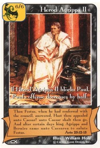 Herod Agrippa II Ap  Redemption Wiki  FANDOM powered