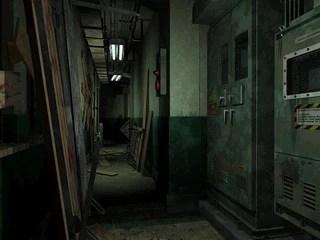 Scary 3d Wallpaper Conference Room Corridor Resident Evil Wiki Fandom