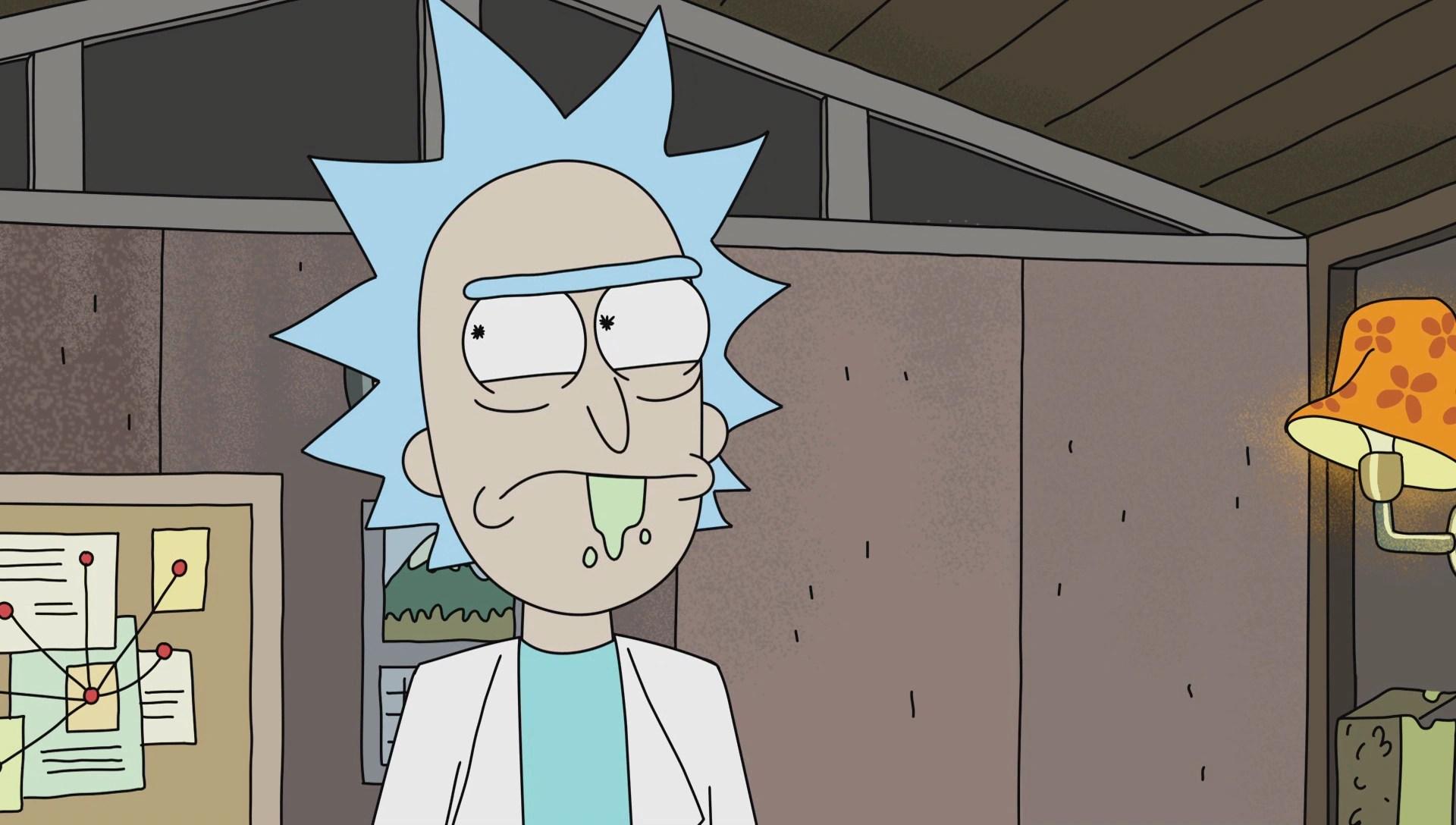 Image - S1e4 rick eyeroll.png | Rick and Morty Wiki | FANDOM powered by Wikia