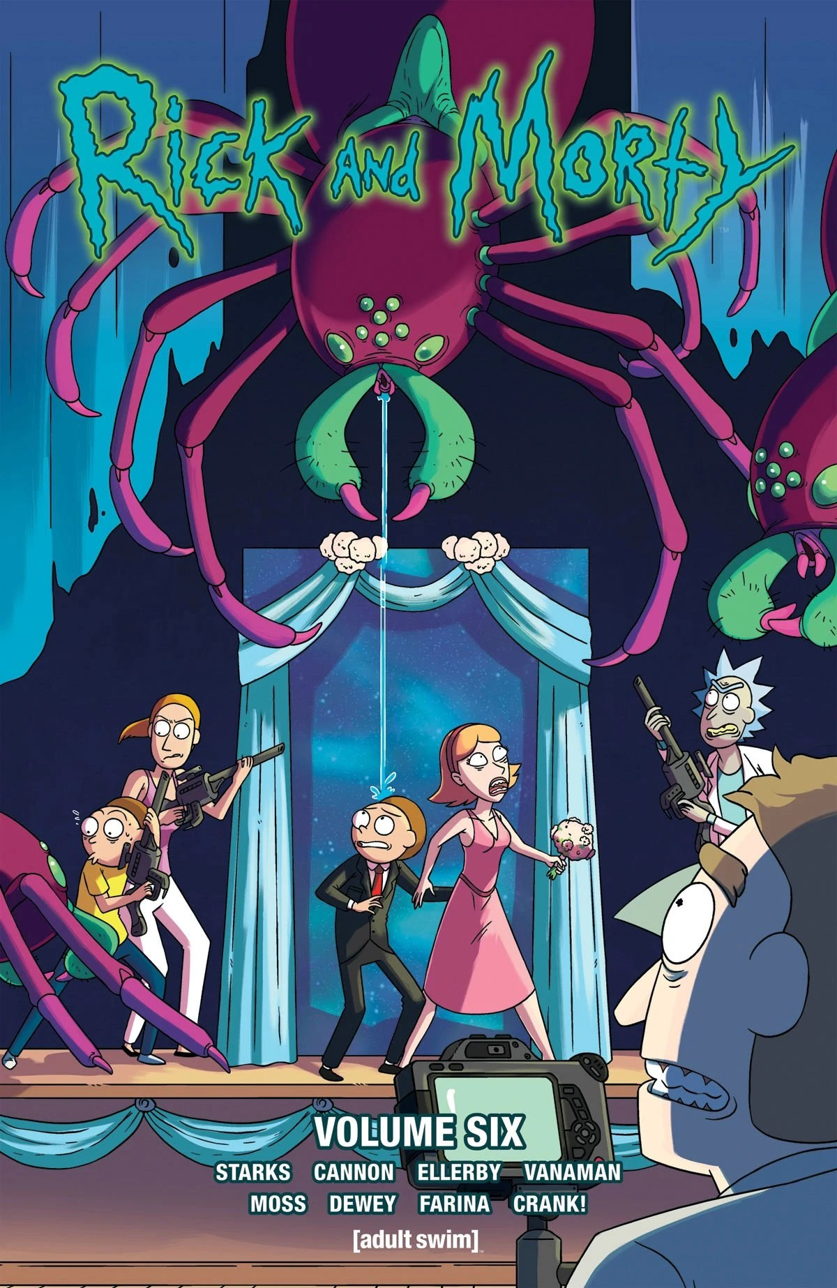 Rick and Morty Volume 6 | Rick and Morty Wiki | FANDOM powered by Wikia