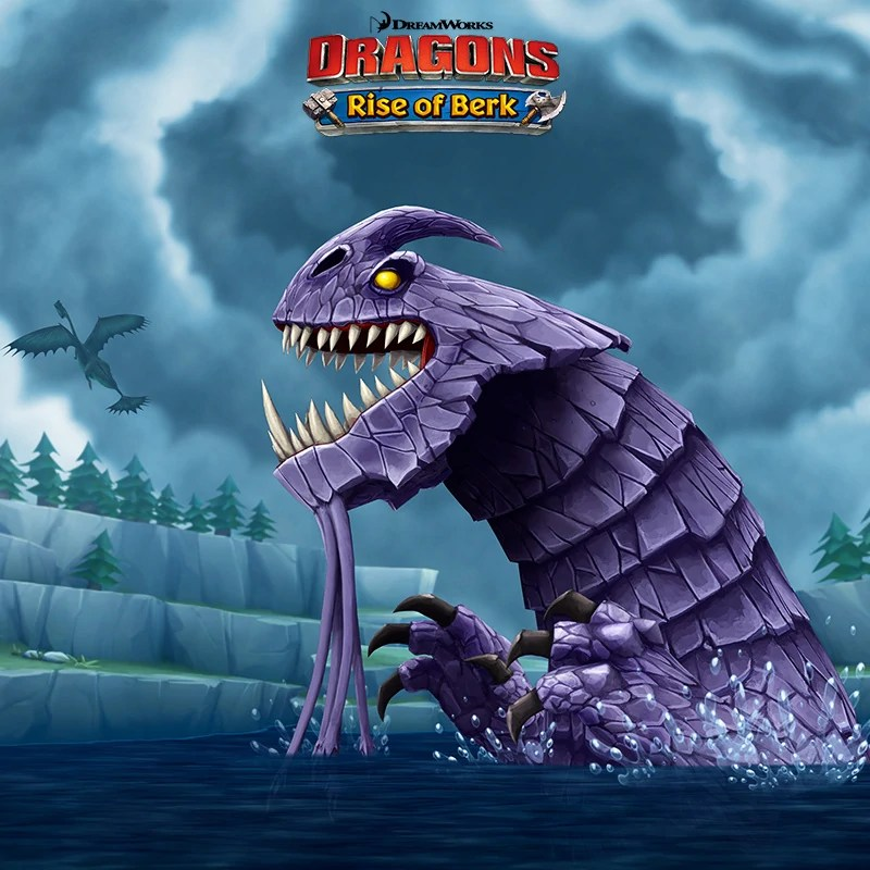 purple death dragons rise