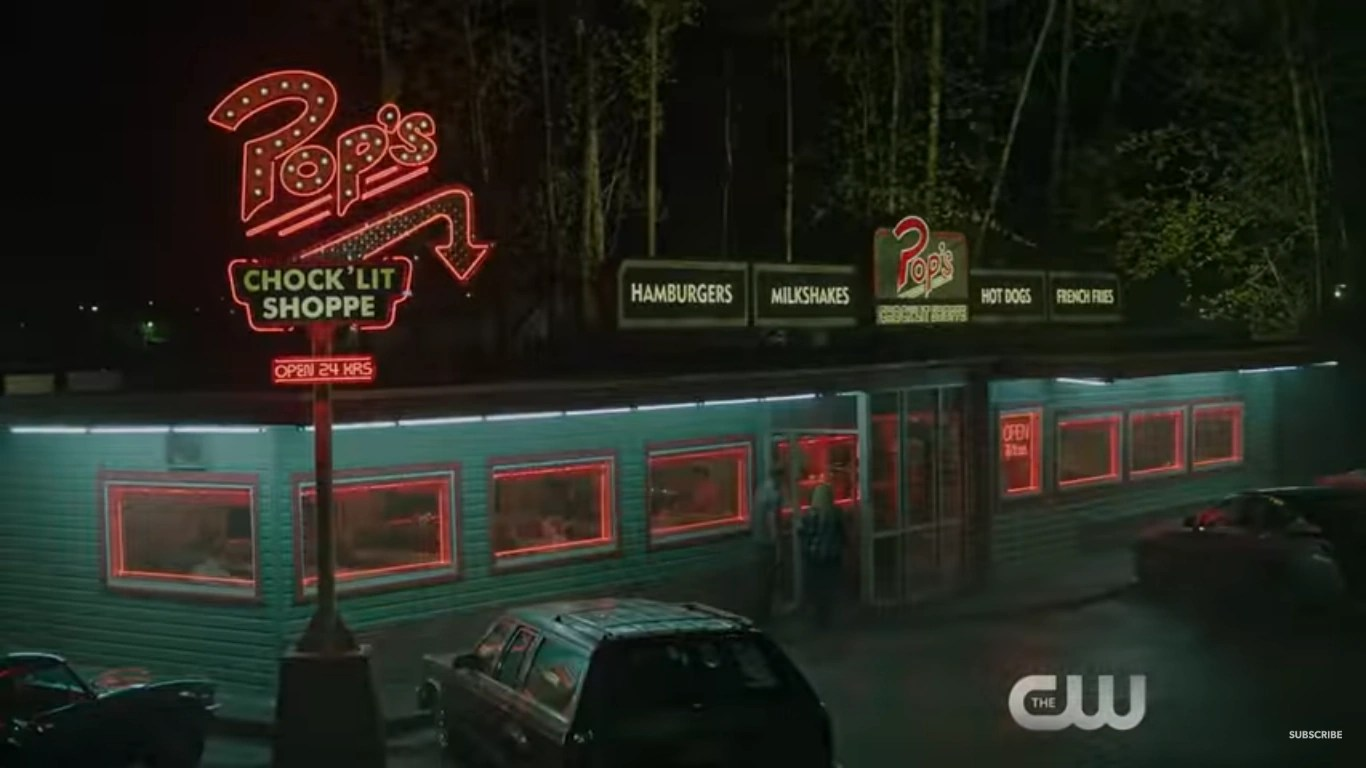 Wallpaper Laptop Riverdale Pops Chocklit Shopp