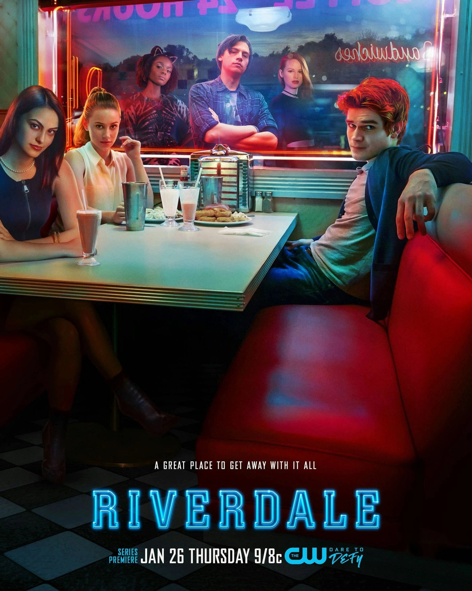 Riverdale Saison 3 Episode 1 Streaming : riverdale, saison, episode, streaming, Download, Riverdale, Season, Fasrima