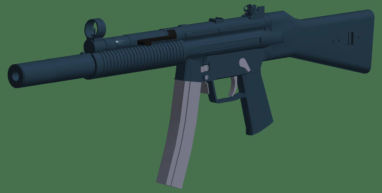 MP5SD   Phantom Forces Wiki   Fandom