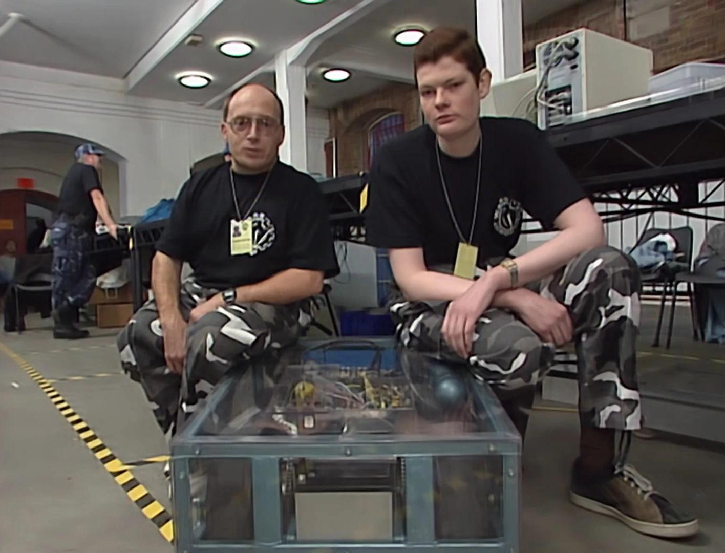 Image Teamchaoss1 Jpg Robot Wars Wiki Fandom Powered