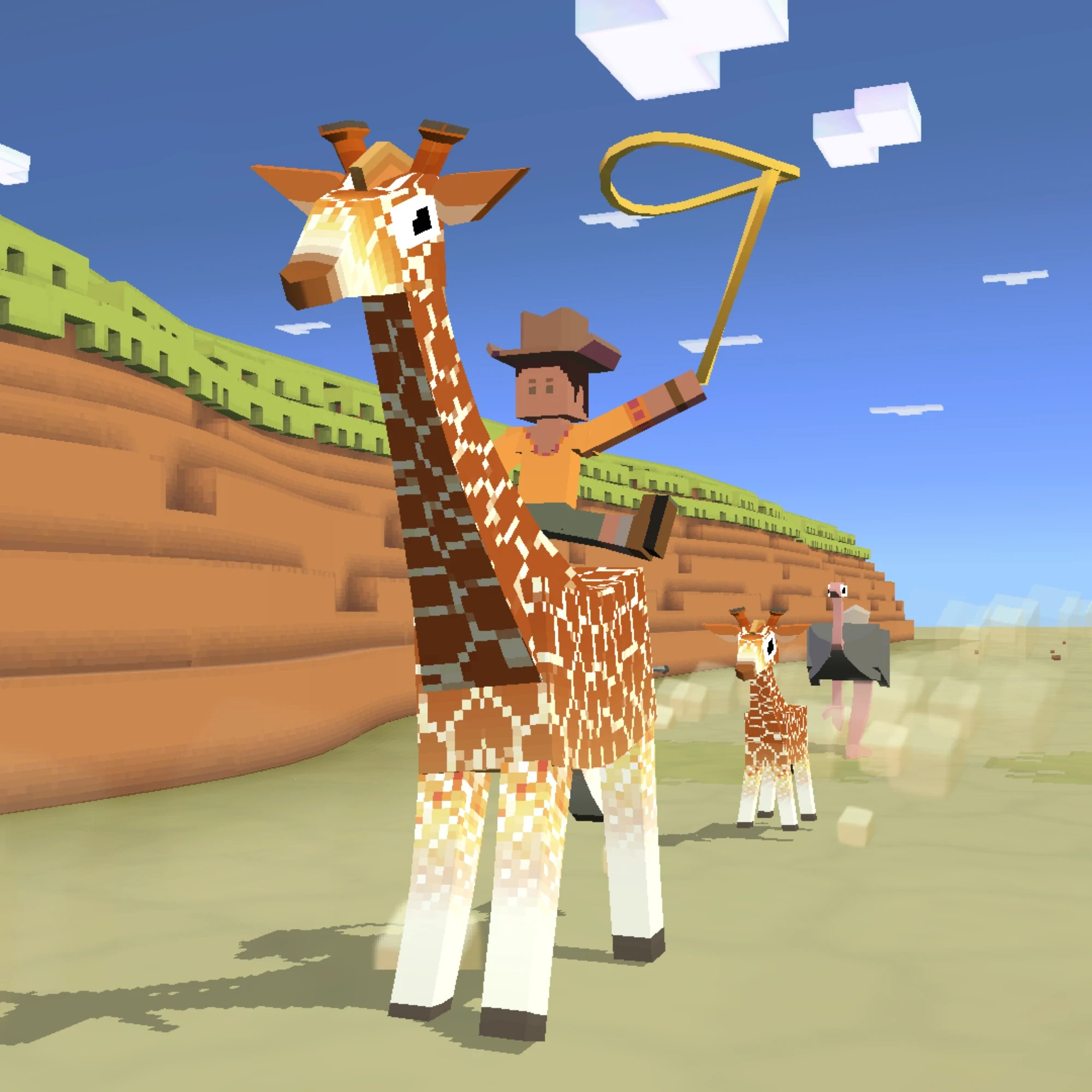 Giraffe Rodeo Stampedia Fandom Powered By Wikia