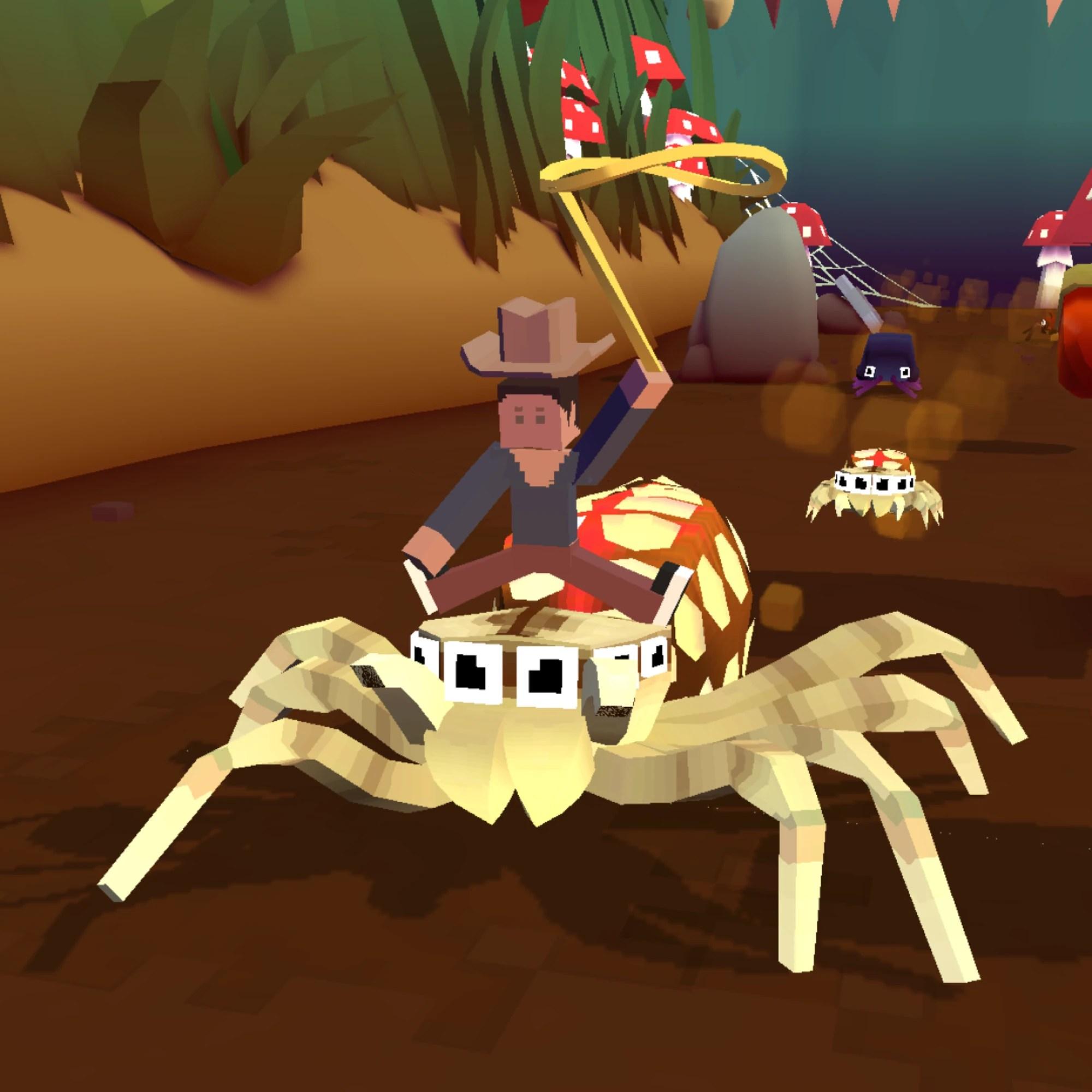 Mirror Spider Rodeo Stampedia Fandom Powered By Wikia