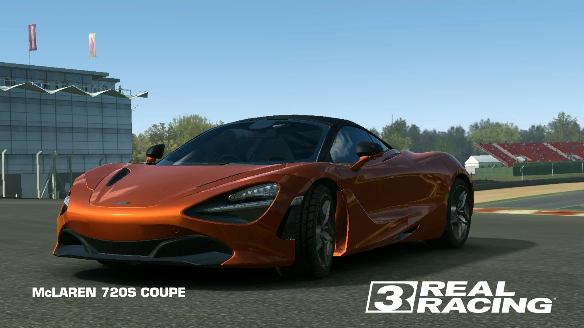 Mclaren 720s Coupe Real Racing 3 Wiki Fandom Powered By Wikia