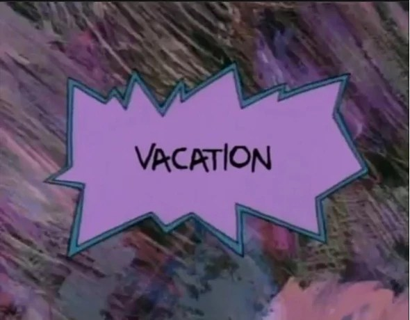 Vacation Episode Rugrats Wiki FANDOM Powered By Wikia