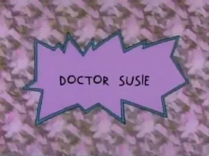 Doctor Susie Rugrats Wiki FANDOM Powered By Wikia
