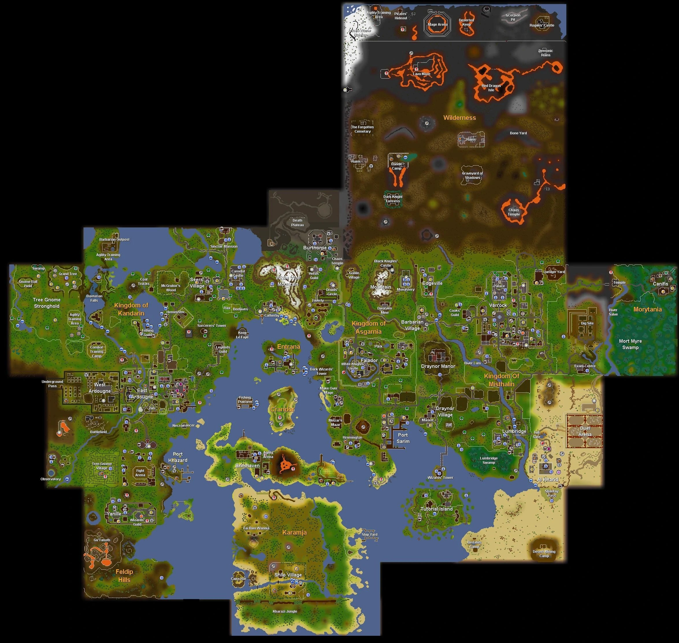 20+ Runescape Brimhaven Dungeon Map Pictures and Ideas on Meta Networks