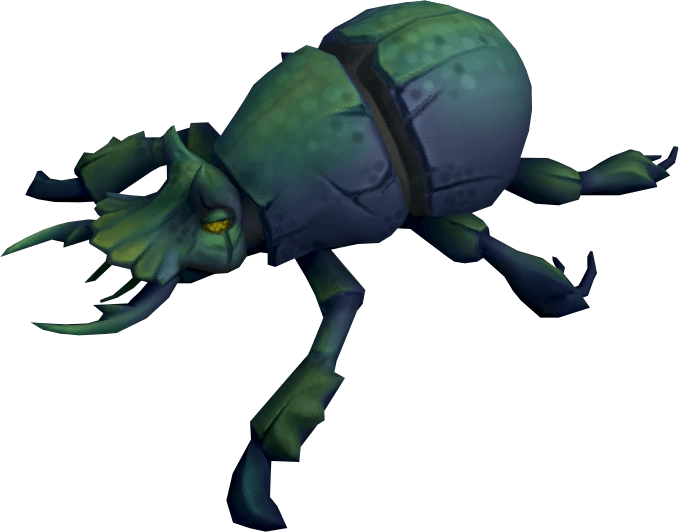 Small scarab  RuneScape Wiki  FANDOM powered by Wikia