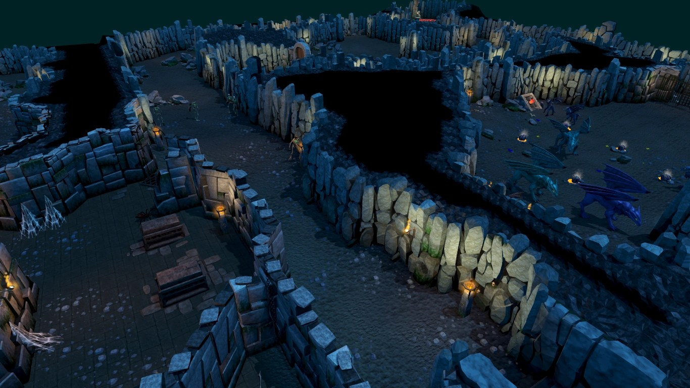 taverley dungeon runescape wiki