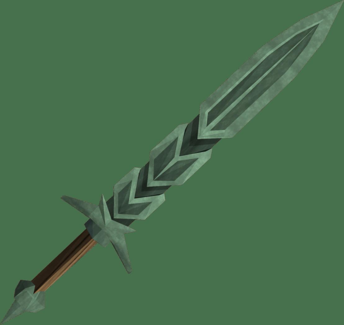 Adamant longsword   RuneScape Wiki   Fandom