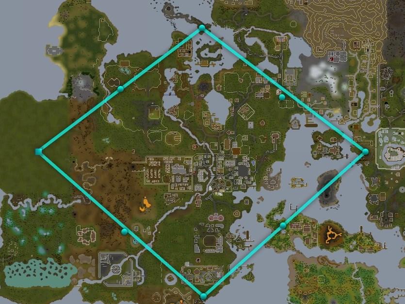 Image  Crystal tree map diamondpng  RuneScape Wiki