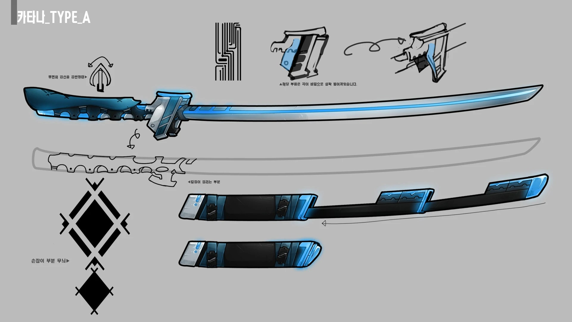 20+ Katana Concept Art Pictures and Ideas on Meta Networks