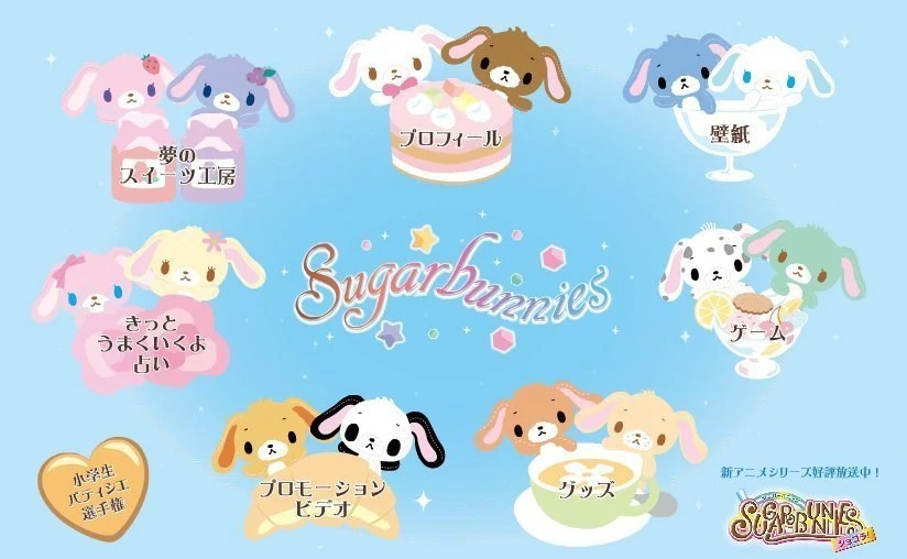 Cute Kitty Cat Wallpapers Sugarbunnies Sanrio Wiki Fandom Powered By Wikia