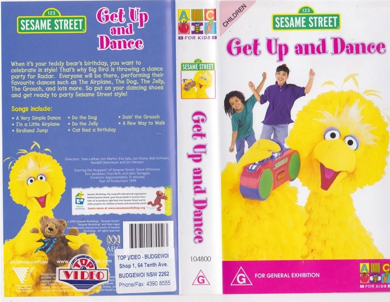 20+ Sesame Street Dvd Dance Pictures and Ideas on Weric