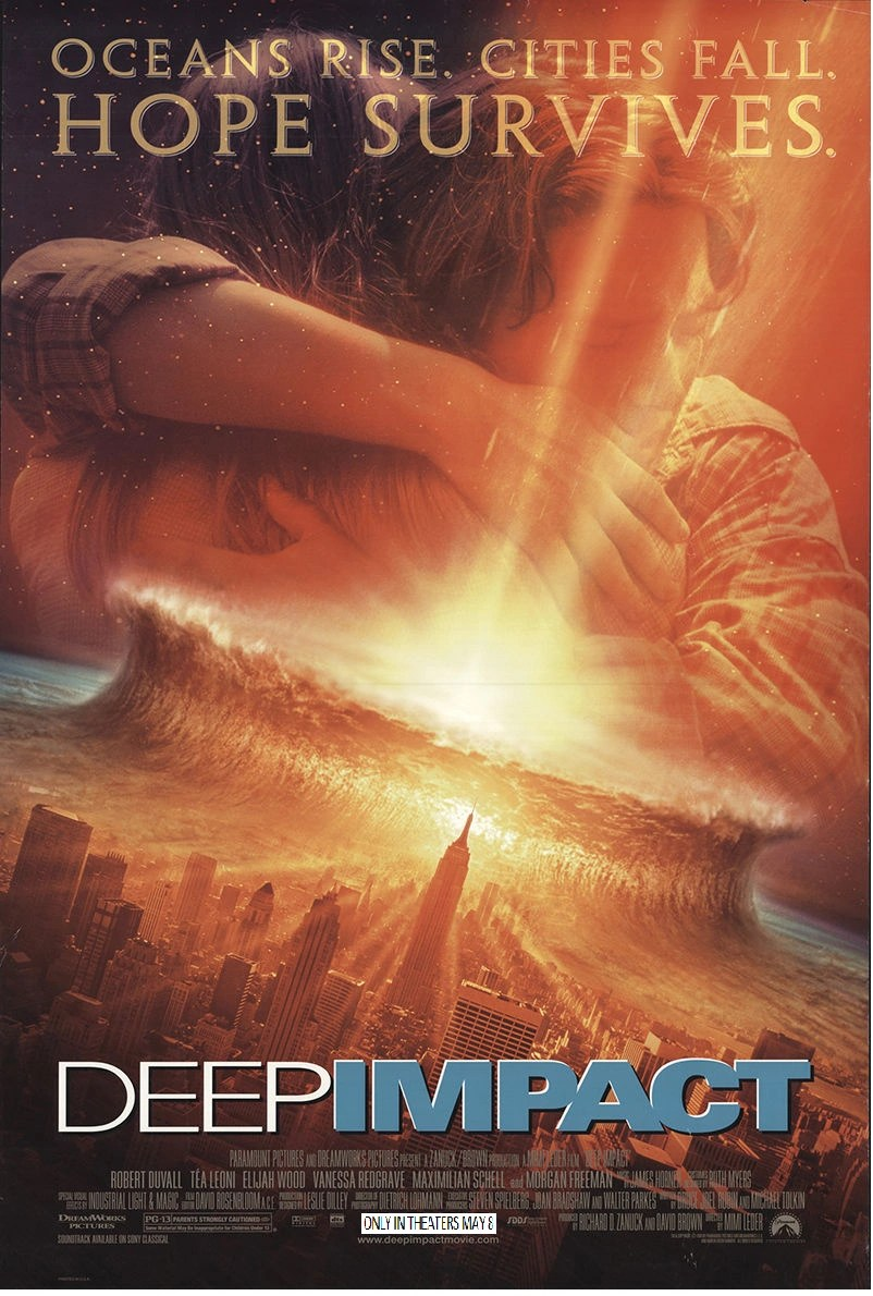 Opening To Deep Impact AMC Theaters (1998) | Scratchpad | FANDOM powered by Wikia