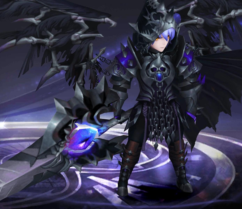 demon ruler kris seven