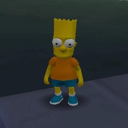 Hypebeast Quotes Wallpaper Bart Simpson The Simpsons Hit Amp Run Fandom