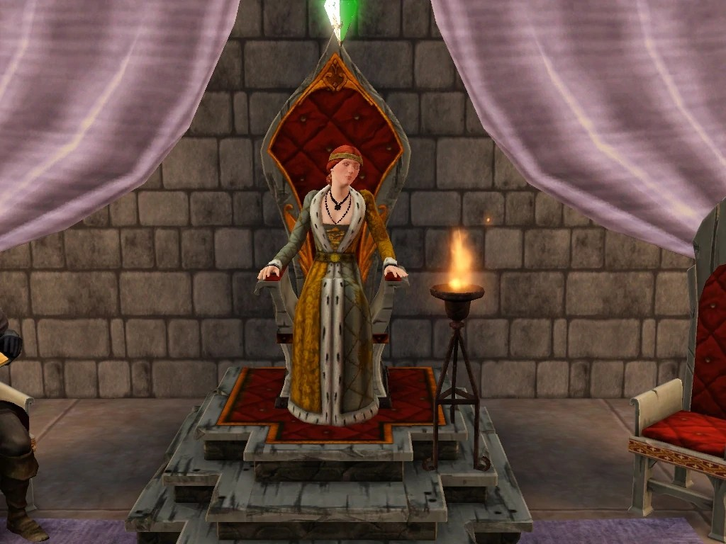 Monarch  The Sims Wiki  FANDOM powered by Wikia