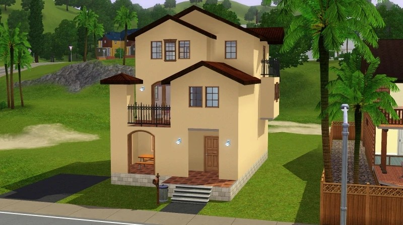 Image Mediterranean The Sims Wiki FANDOM Powered By Wikia
