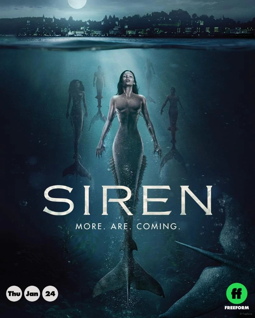 Season 2 Siren Wiki Fandom Powered Wikia