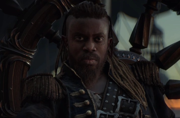 African Pirate Captain   Skull & Bones Wiki   Fandom