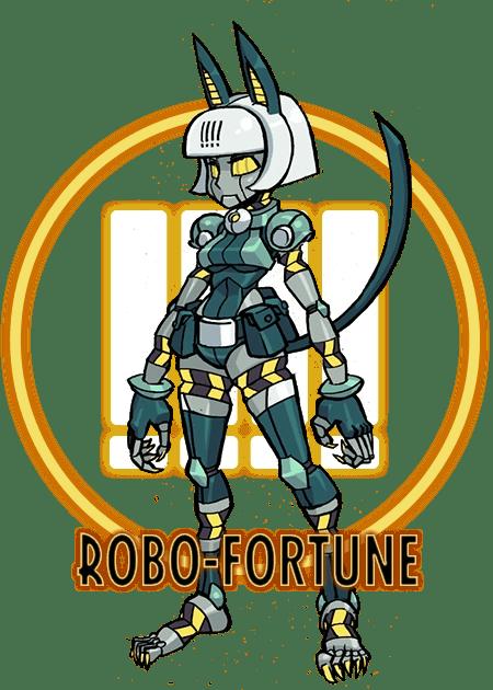 Skull Girls Parasol Wallpaper Image Robo Fortune Png Skullgirls Wiki Fandom