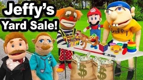 Jeffy S Yard Sale Supermariologan Wiki Fandom Powered