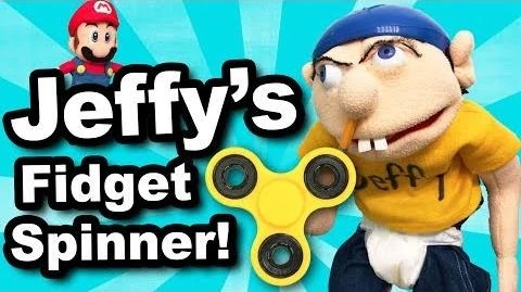 Jeffy's Fidget Spinner! SuperMarioLogan Wiki FANDOM
