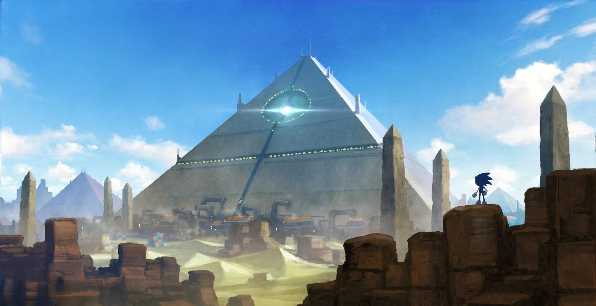 Arsenal Pyramid Sonic Network Fandom Powered Wikia