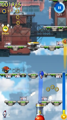 Mechanical Zone (Sonic Jump Fever)   Sonic News Network   FANDOM powered by Wikia