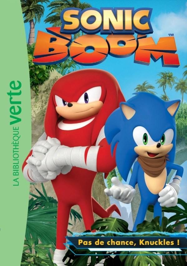 Sonic Boom 03 Pas de chance Knuckles ! Sonic News