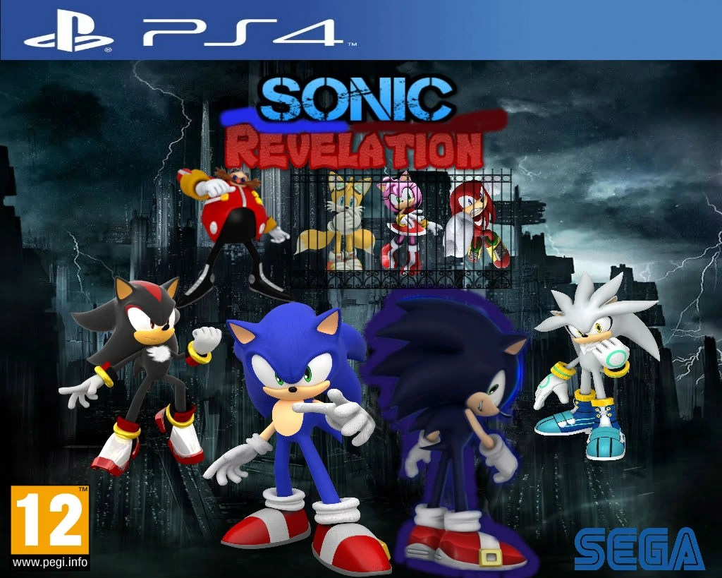 Sonic Revelation Sonic Fanon Wiki Fandom Powered By Wikia