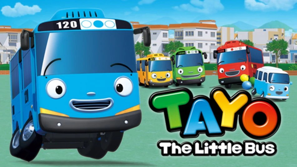 Tayo The Little Bus  Soundeffects Wiki  FANDOM powered