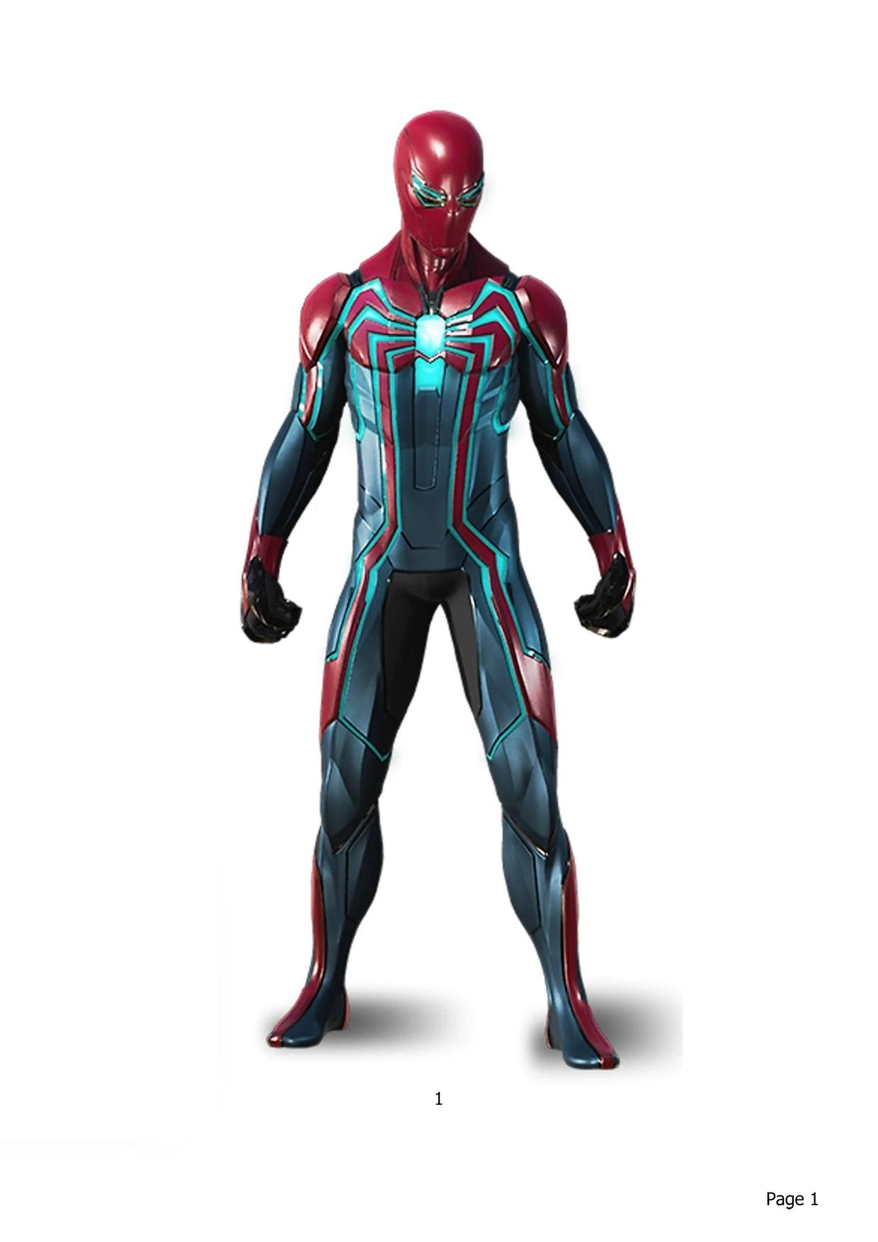 Tv Black Spider Man Series Man Suit Spider Ultimate