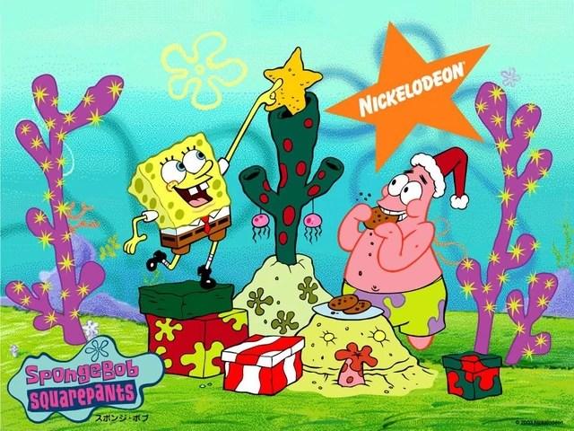 spongebob christmas special 2012