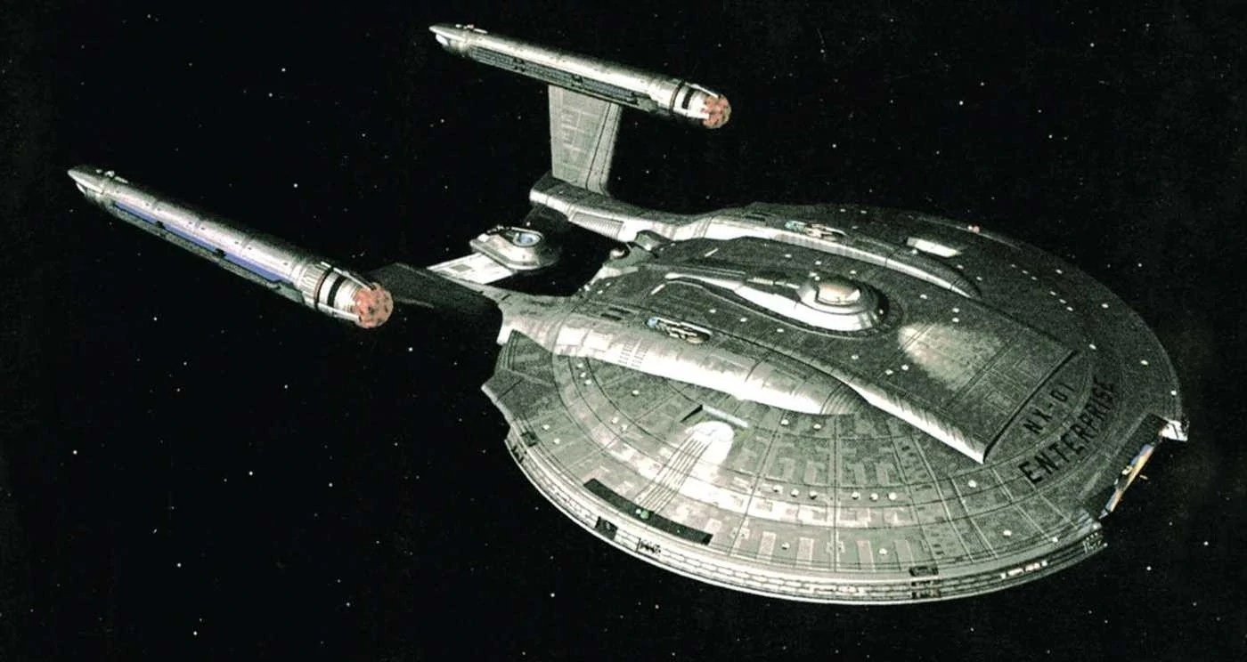 Enterprise NX01 Memory Beta noncanon Star Trek Wiki