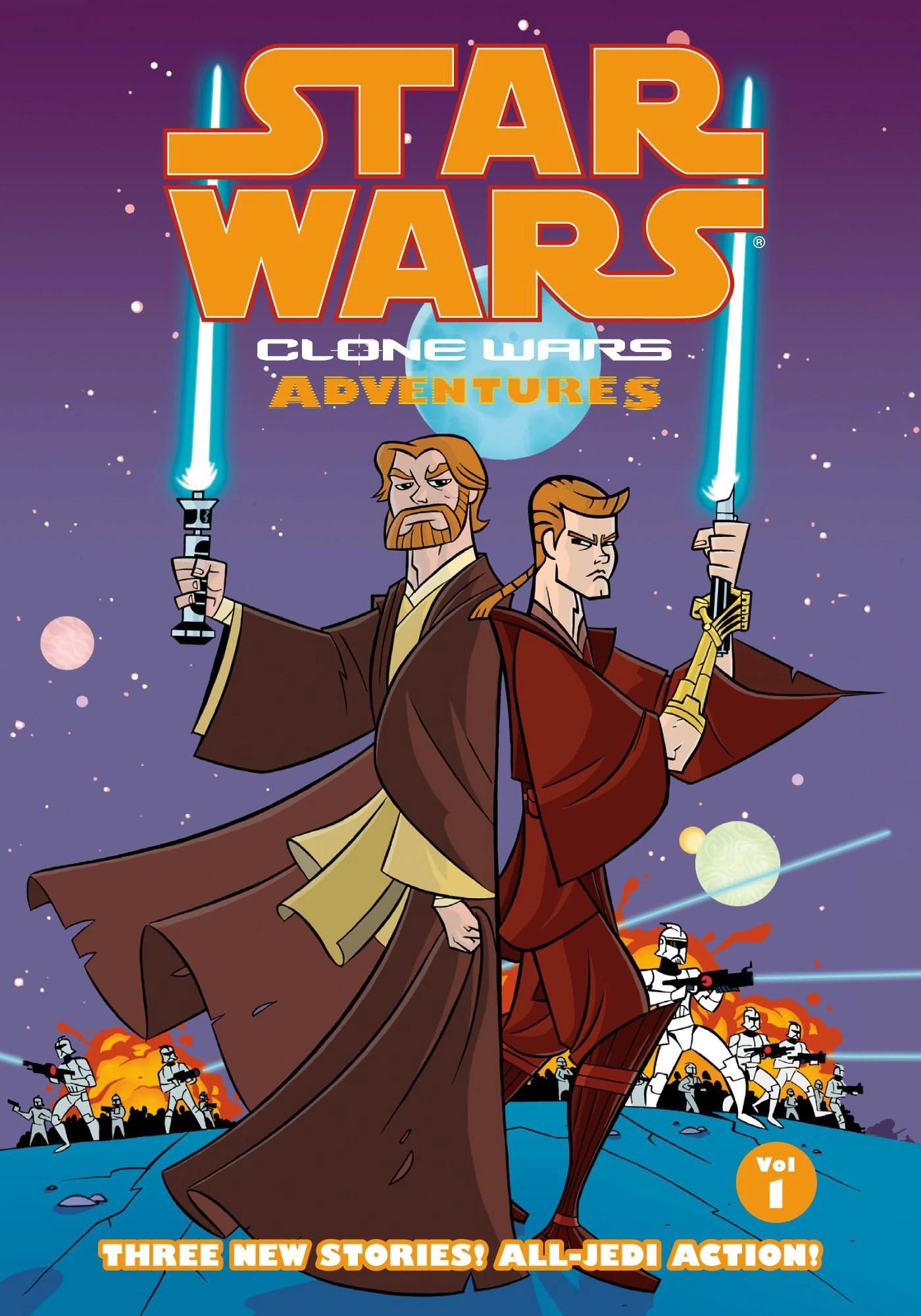 Star Wars Clone Wars Adventures (comics) Wookieepedia