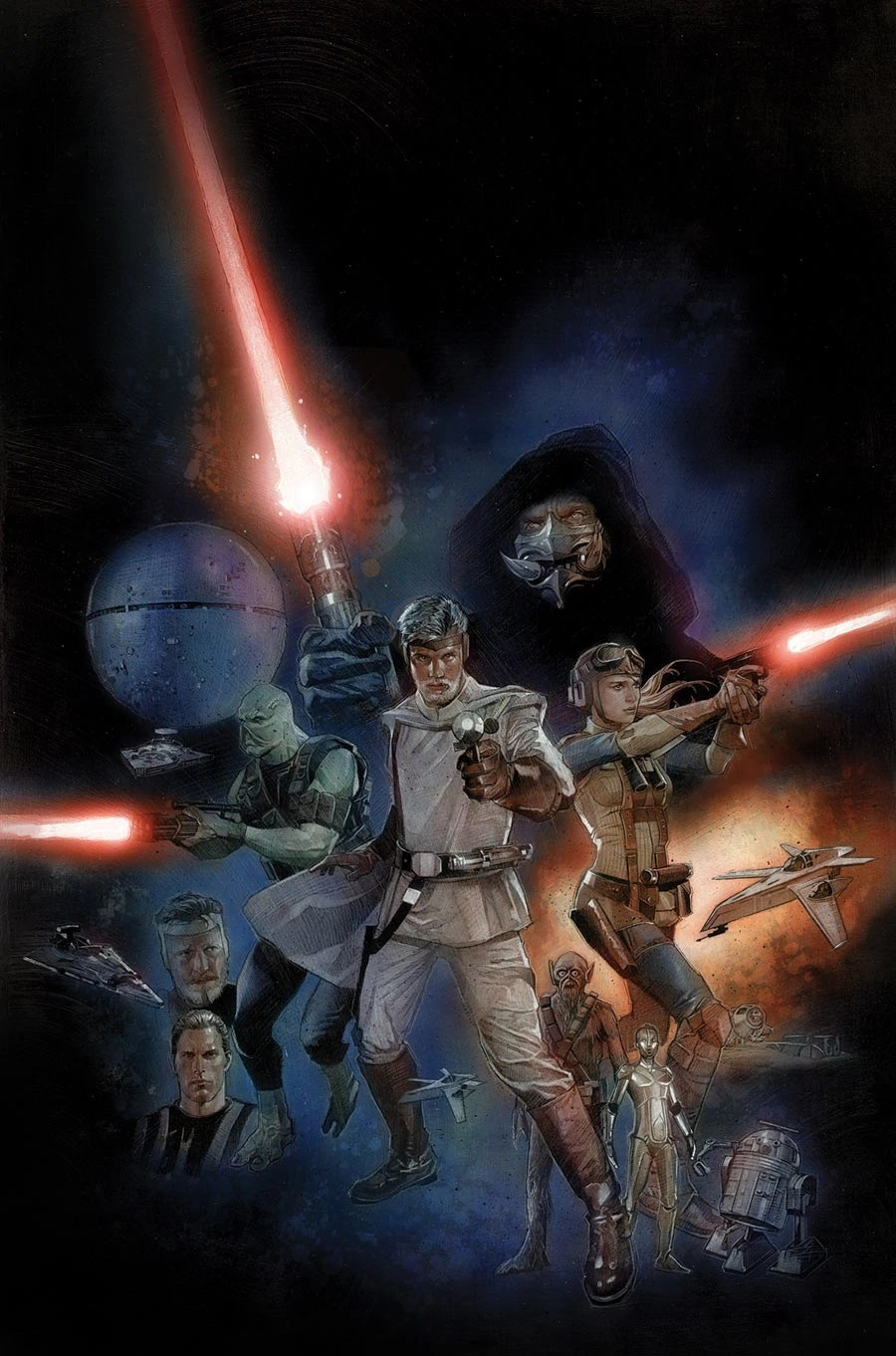 The Star Wars Original Comic