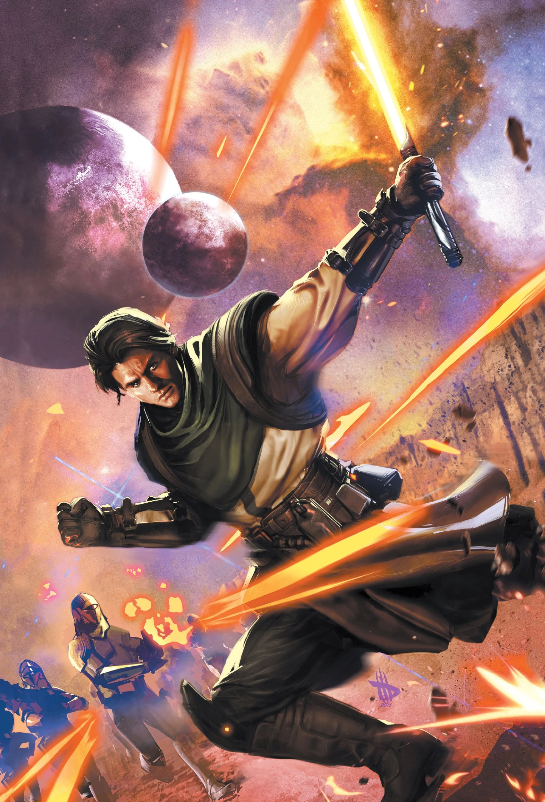 Star Wars Knights of the Old Republic Comic